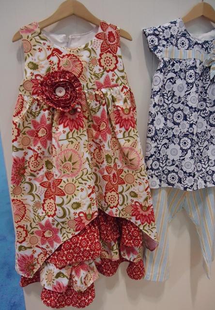 Сарафаны и легкие платья из ситца своими руками